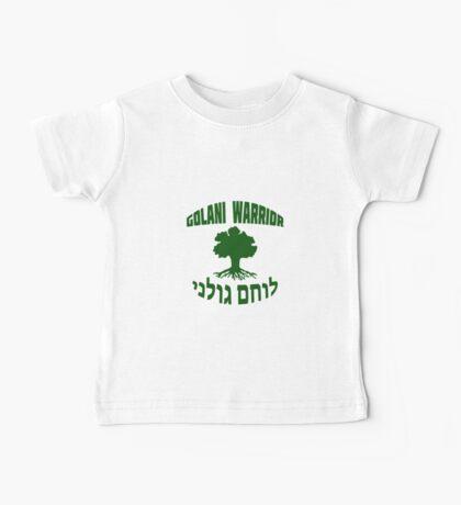 Israel Defense Forces - Golani Warrior Baby Tee