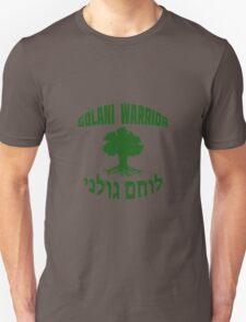 Israel Defense Forces - Golani Warrior T-Shirt