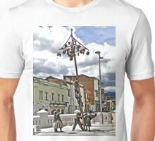 Family Afternoon Fun Unisex T-Shirt