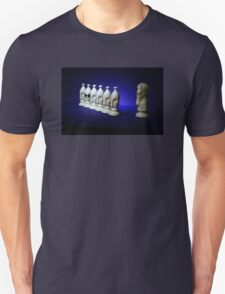 Chess Pieces - (dare to be different) T-Shirt