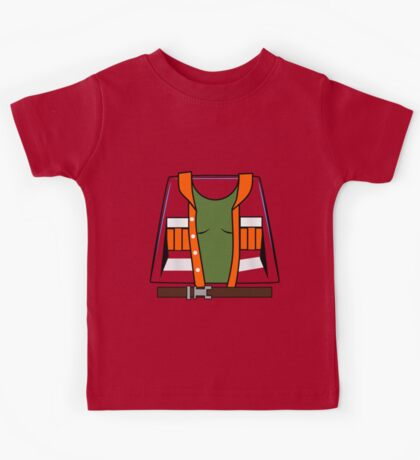 Gale the Construction Girl Kids Tee