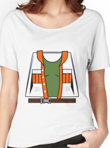 Gale the Construction Girl Women's Relaxed Fit T-Shirt
