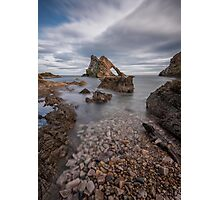 Bow Fiddler's Rock - Portknockie Photographic Print