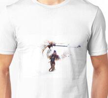 Fighting Pheasants Unisex T-Shirt