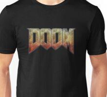 DOOM - red Unisex T-Shirt