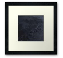 The Naked Skin of the Earth Framed Print