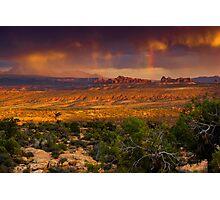 Desert Serenade Photographic Print