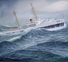 U. S. Coast Guard Cutter Ingham by cgret82
