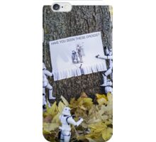 Have you seen these Droids? iPhone Case/Skin