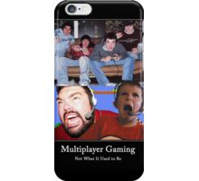 Multiplayer Gaming - Colour iPhone Case/Skin