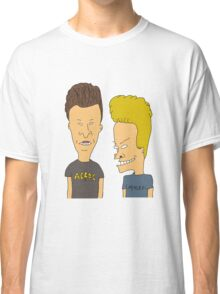 beavis and butthead Classic T-Shirt