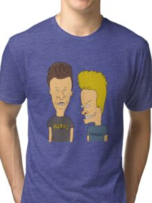 beavis and butthead Tri-blend T-Shirt