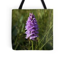 Spotted Orchid,  Donegal as iPhone case Tote Bag
