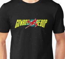 Cowboy Bebop Yellow Logo Unisex T-Shirt