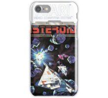 Atari Asteroids Transparent  iPhone Case/Skin