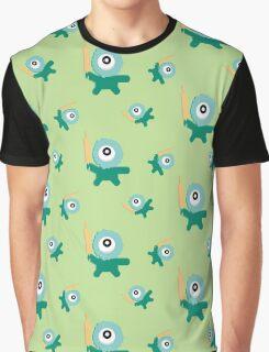 Green kitchen Monster   Graphic T-Shirt