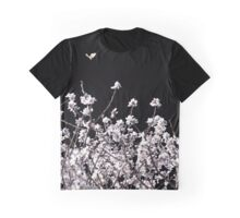 Almond Blossoms Graphic T-Shirt