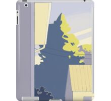 corners iPad Case/Skin