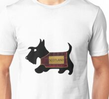 Commonwealth Games Opening Ceremony Scottie Dog 'Scotland' Unisex T-Shirt