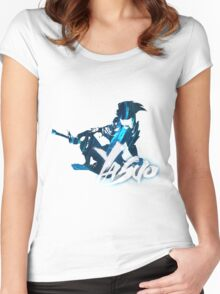 Yasuo Women's Fitted Scoop T-Shirt