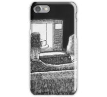 A nice night in iPhone Case/Skin