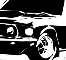 Mustang Sticker