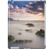 Alum Bay and The Needles iPad Case/Skin