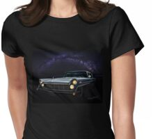 Alien Lincoln Roswell Saturday Night Womens Fitted T-Shirt