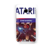 Atari Star Raiders Transparent  Samsung Galaxy Case/Skin