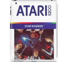 Atari Star Raiders Transparent  iPad Case/Skin