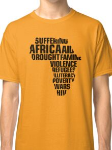 The Africa Situation Classic T-Shirt