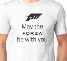 May the Forza be with you Unisex T-Shirt