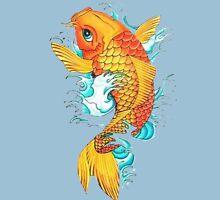 koi_fish Unisex T-Shirt
