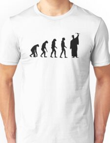 Evolved to Graduate Unisex T-Shirt