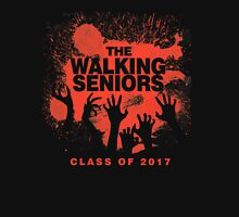 The Walking Seniors. Class of 2017. Unisex T-Shirt