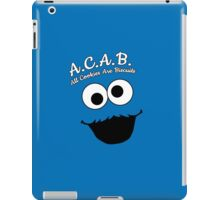 All Cookies Are Biscuits iPad Case/Skin