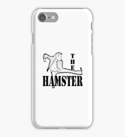 The Hamster! iPhone Case/Skin
