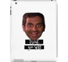 Tom Haverford Treat Yo Self iPad Case/Skin