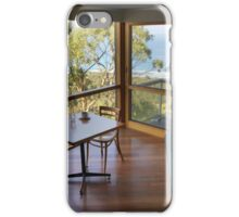 Chris's Villas above Skenes Creek iPhone Case/Skin