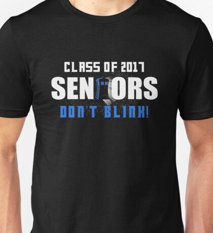Seniors Whovians 2017 Unisex T-Shirt