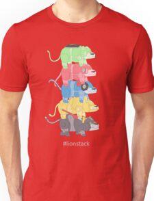 Lion Stack Unisex T-Shirt