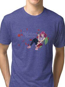 Yuzu Hiragi - Melodious Maestro Tri-blend T-Shirt