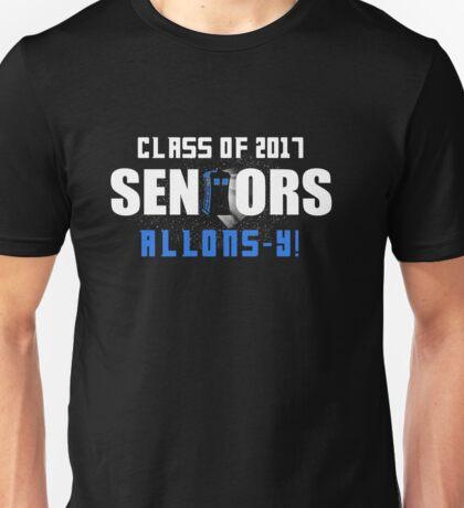 Class Of 2017 Seniors  Doctor Who Unisex T-Shirt