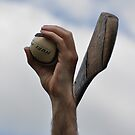 Catching a Sliotar by Declan Carr