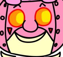 Sticker: Totally Normal Kirby Planet Robobot Fanart Sticker