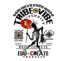 tribe vibe university Photographic Print