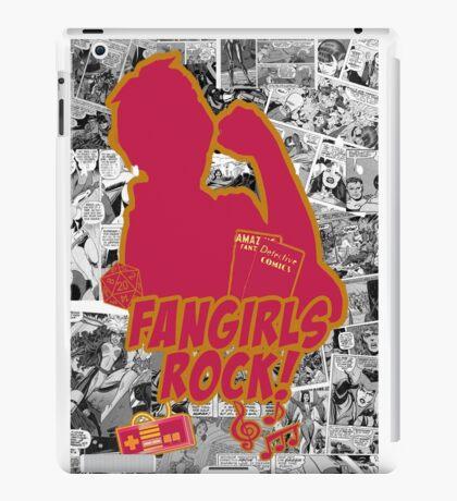Fangirls Rock! iPad Case/Skin