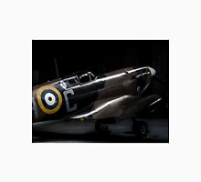 RAF Spitfire in the Hanger T-Shirt