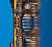 Ponte Vecchio (phone case) by PhotoPerocsenyi