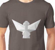 Origami Angel Unisex T-Shirt